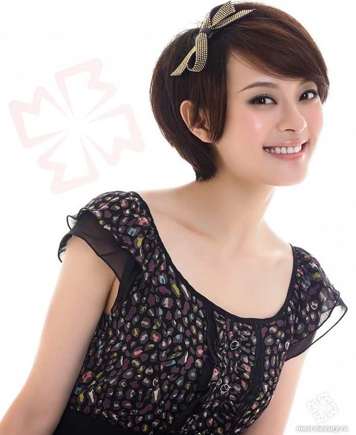 Очень красивые китаянки: Бетти Сун Ли