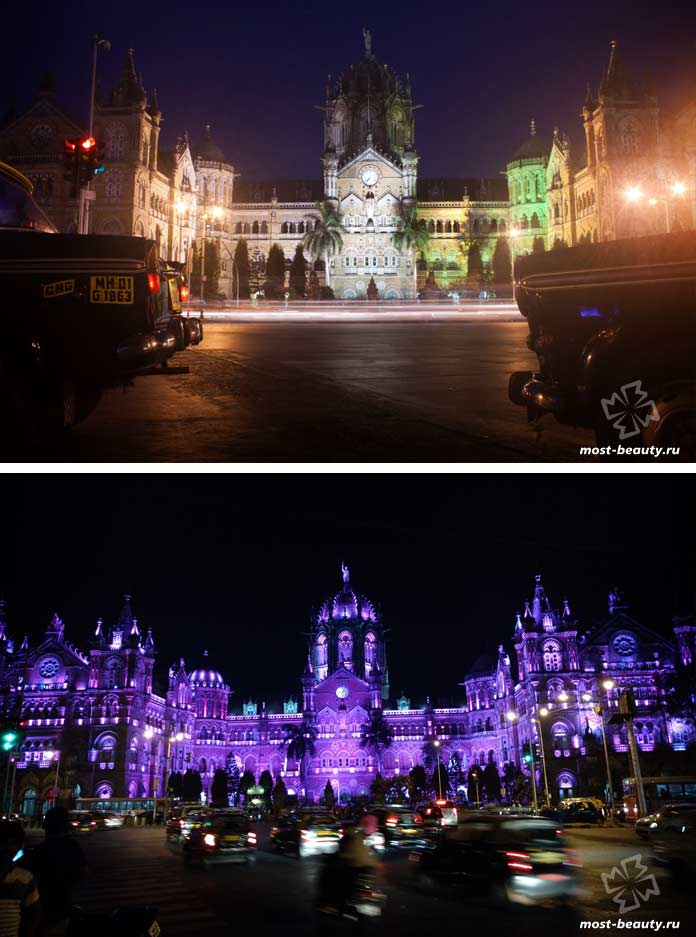 Chhatrapati Shivaji Terminus. CC0