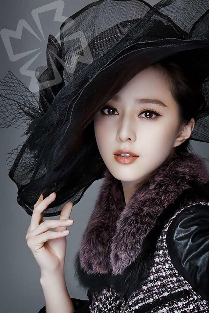Самые привлекательные китаянки: Фань Бинбин