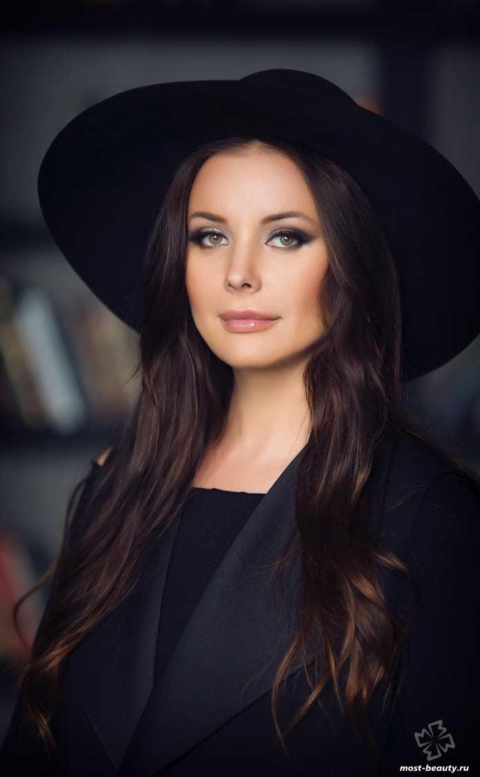 Самые красивые телеведущие: Оксана Фёдорова