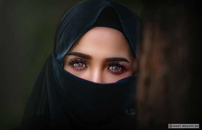 Люди с самыми красивыми глазами. CC0