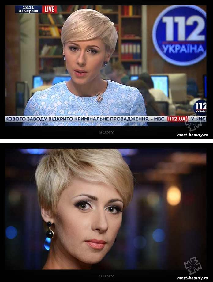 Самые красивые телеведущие: Инна Керча