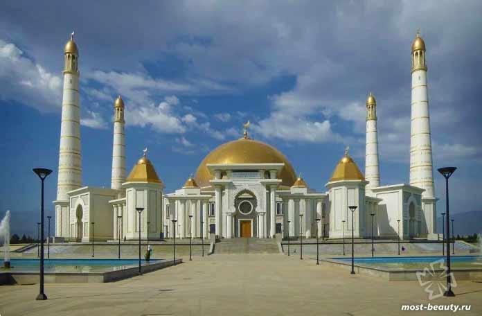 Мечеть в Кипчаке