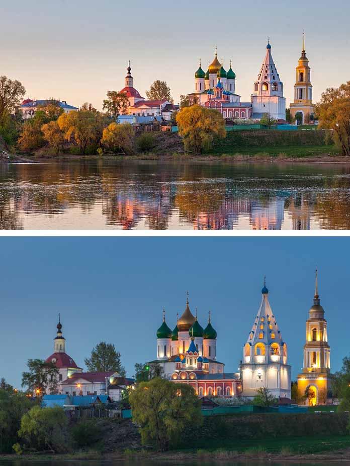 Архитектурные достопримечательности России: Коломна. CC0