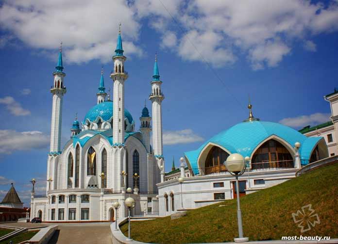 Самые красивые мечети России: Кул-Шариф. CC0