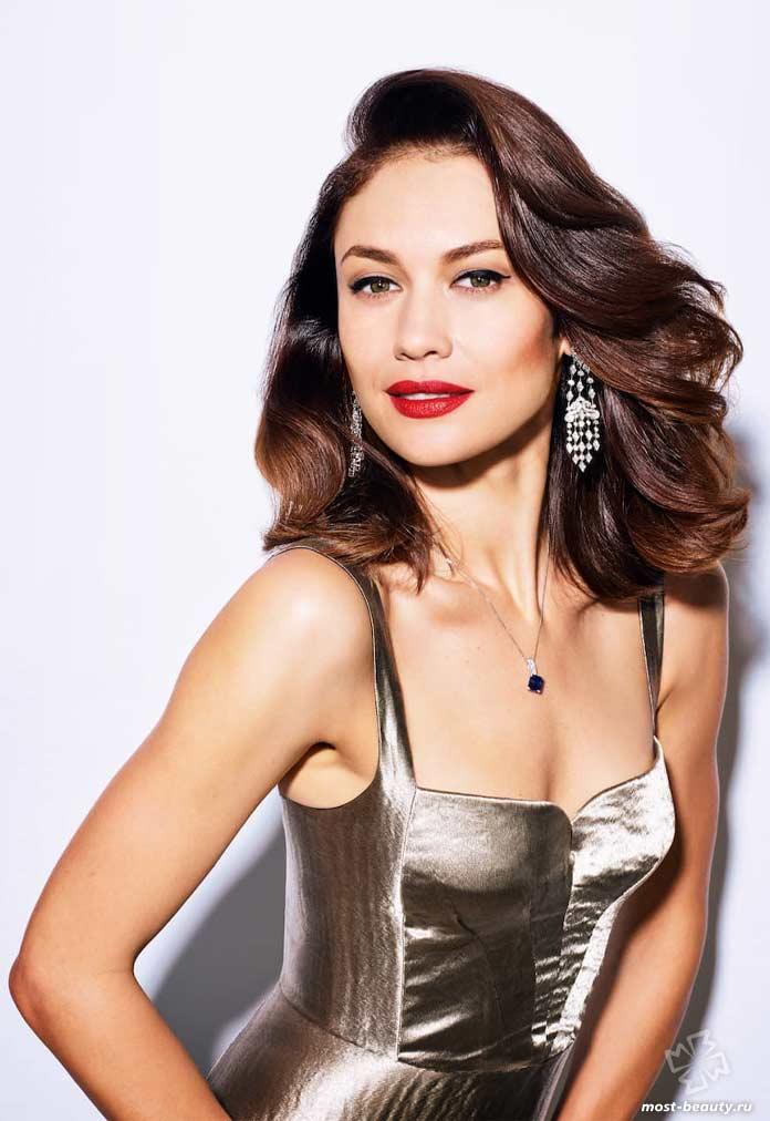 Самые красивые украинки в мире: Ольга Куриленко