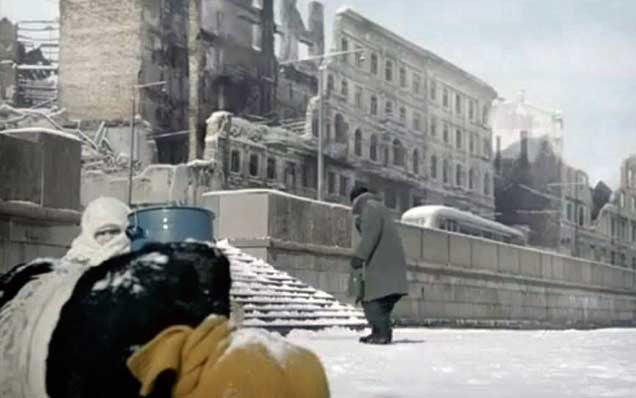 Интересные фильмы о войне: Ладога