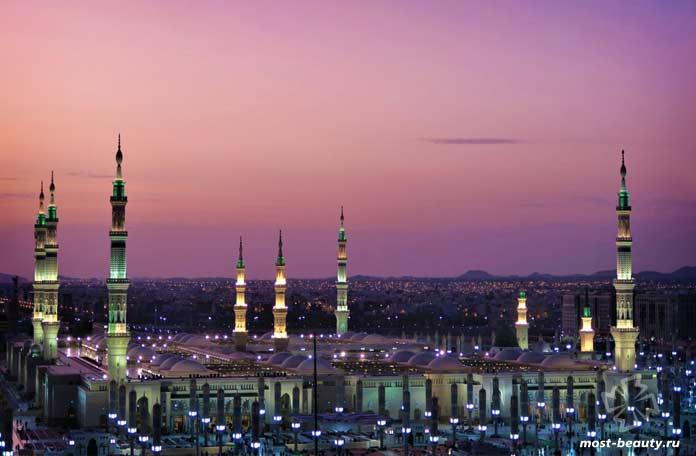 Мечеть ан-Набави. CC0