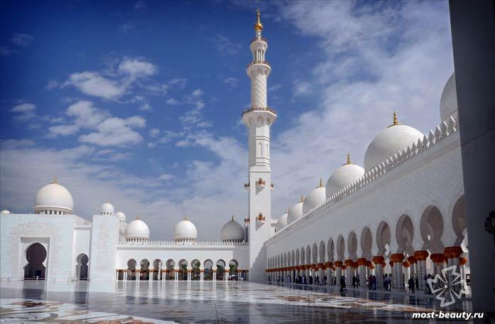 Мечеть шейха Зайда. CC0