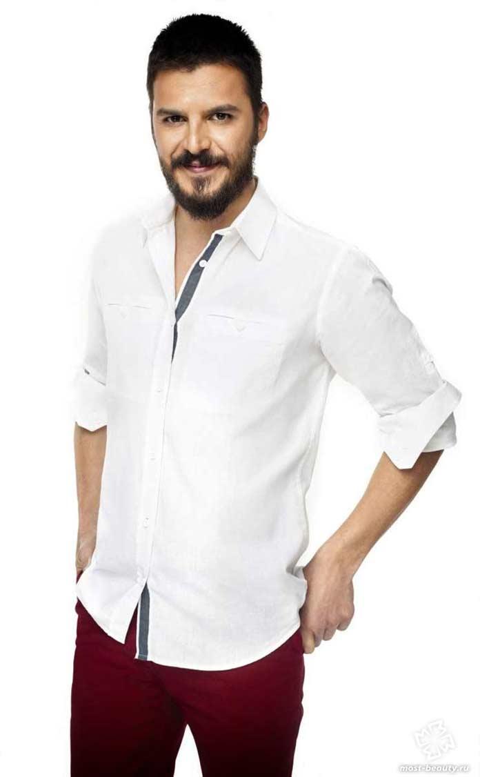 Красивые турецкие актеры: Мехмет Гонсюр