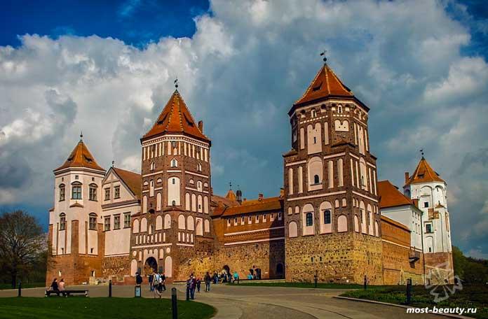 Мирский замок. CC0