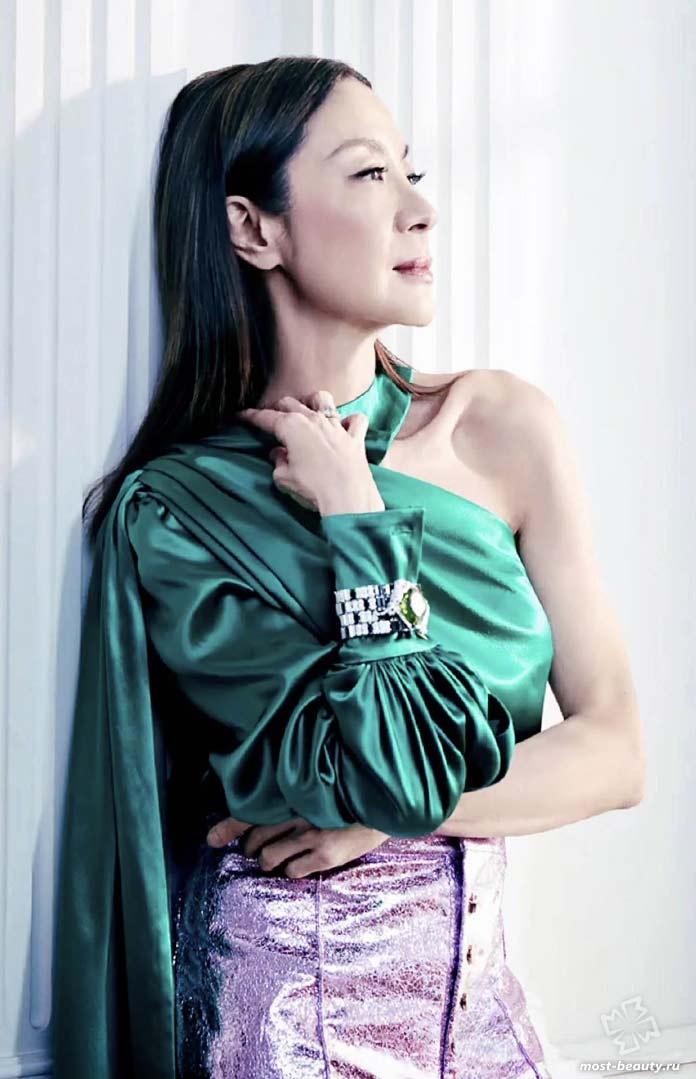Самые удивительные китаянки: Мишель Йео