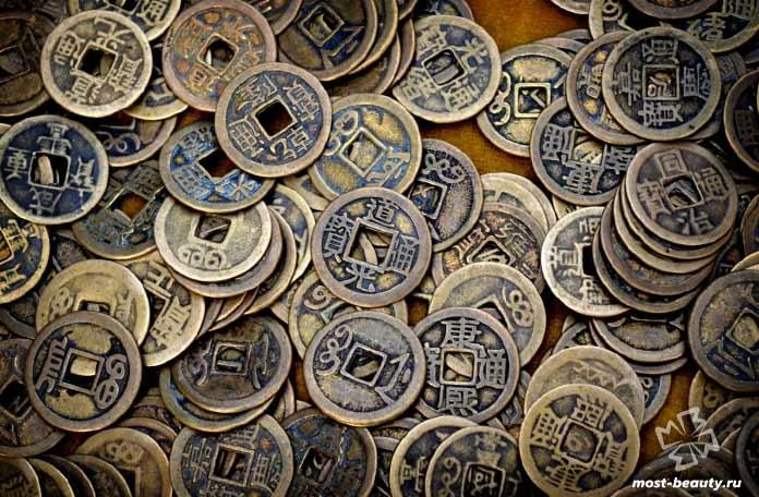 Очень красивые монеты. CC0