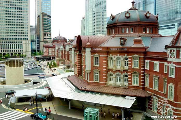 Станция Токио. CC0