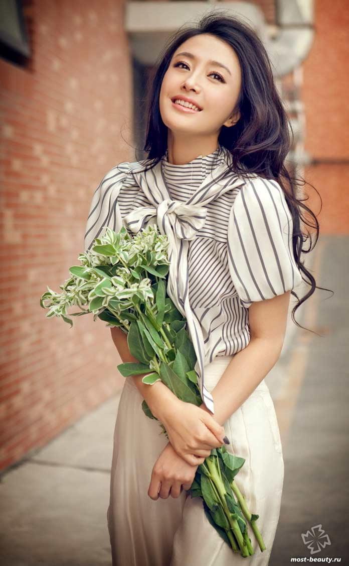 Красивые китайские женщины: Цинь Лань