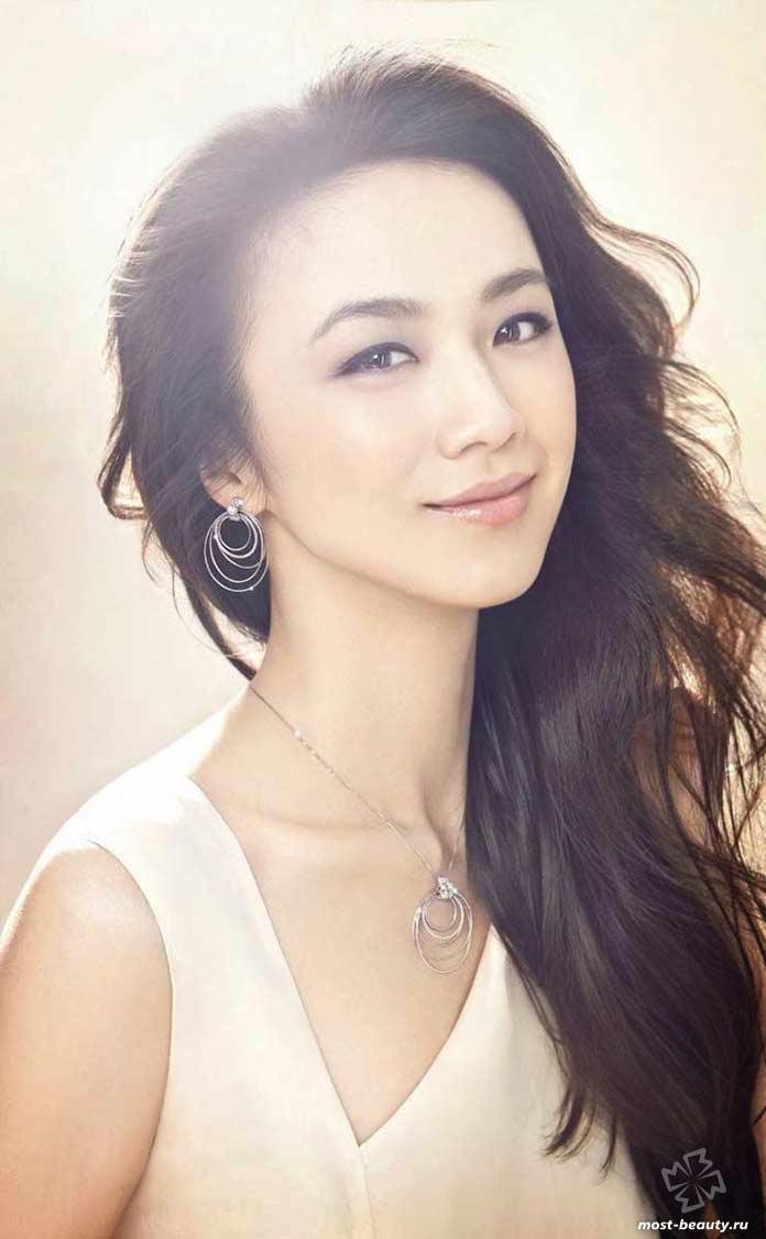 Самые красивые китаянки: Тан Вэй