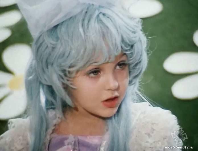 Красивые дети из прошлого: Татьяна Проценко