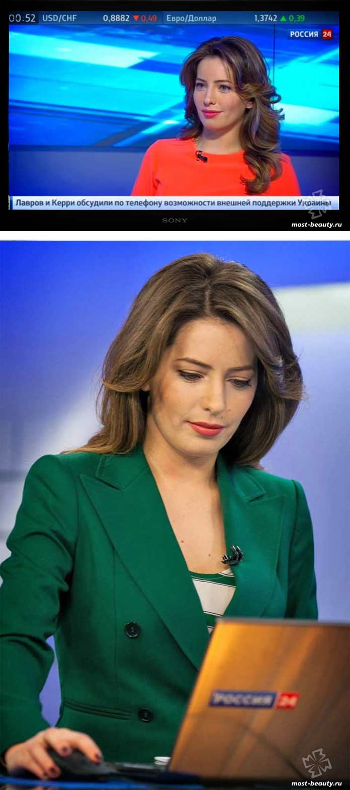Самые красивые телеведущие: Татьяна Столярова