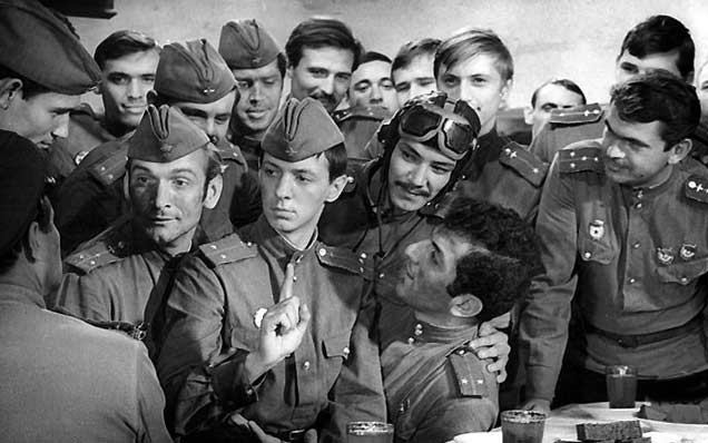 Лучшие фильмы о войне: В бой идут одни «старики»
