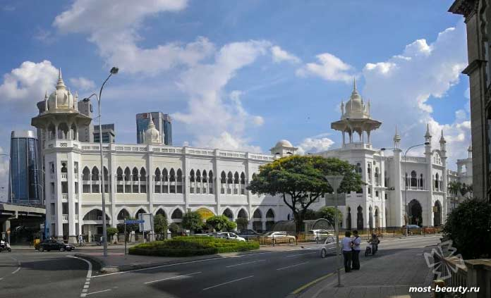 Вокзал Куала-Лумпур. CC0