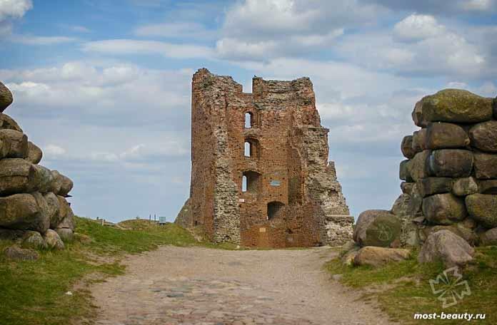 Невероятно красивые места Беларуси: Новогрудский Замок. CC0