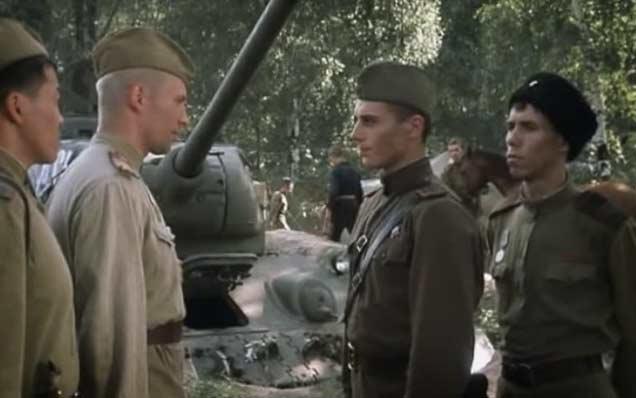 Познавательные фильмы о войне: Звезда