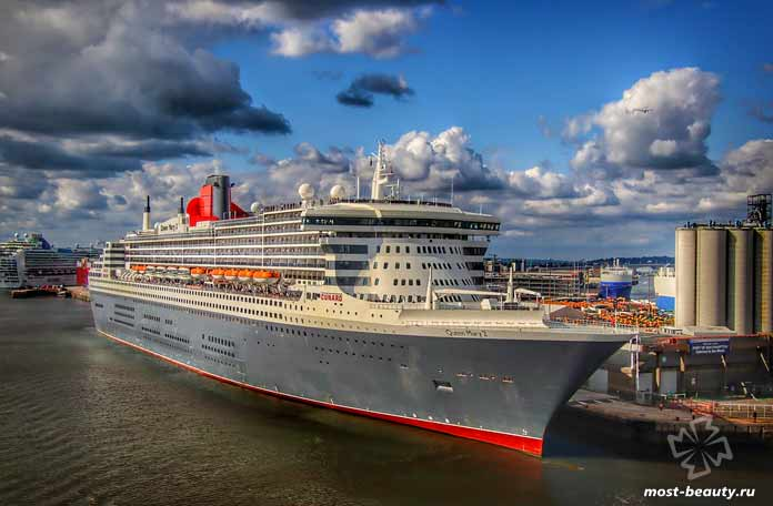 Queen Mary 2. CC0