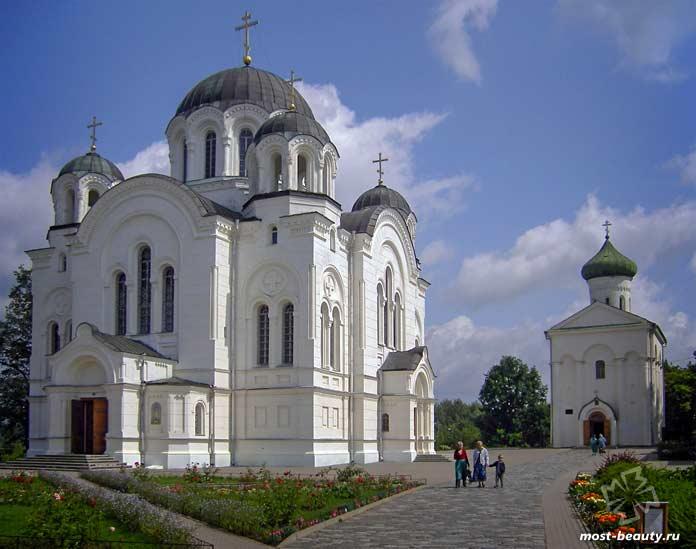 Спасо-Евфросиниевский монастырь