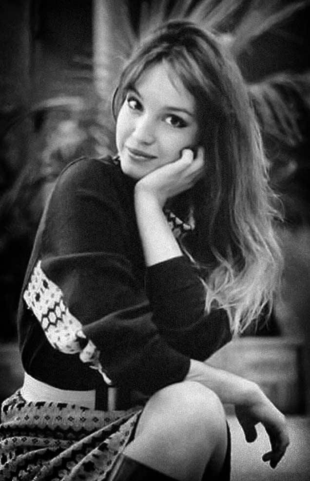 Анна Самохина - одна из самых красивых актрис СССР