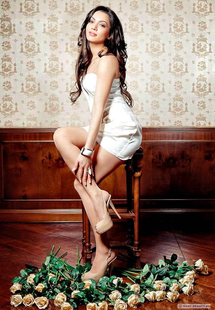 Самые красивые армянки: Анжела Саркисян