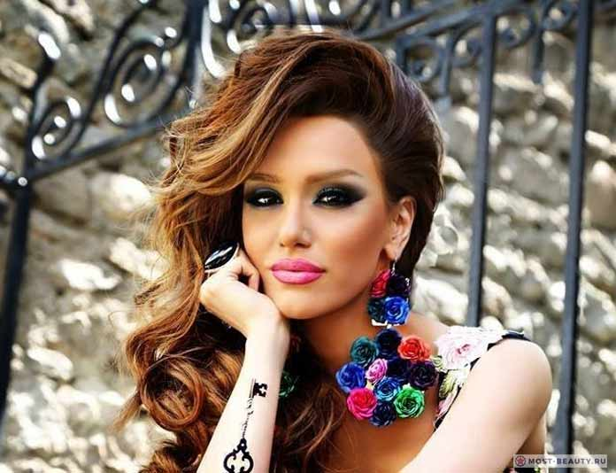 Самые красивые армянки: Лилит Оганесян