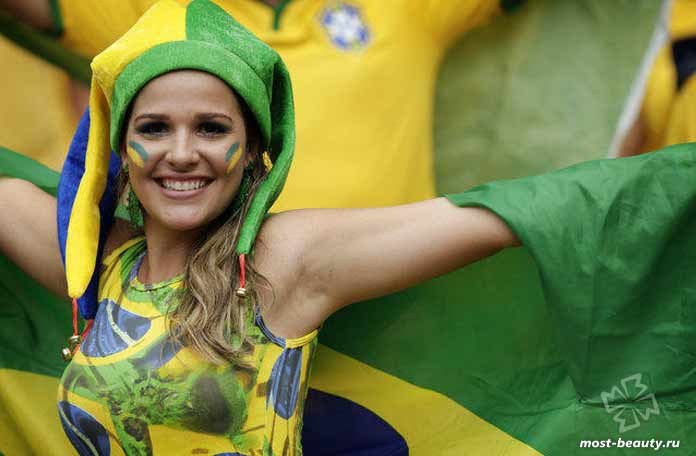 Девушки Бразилии