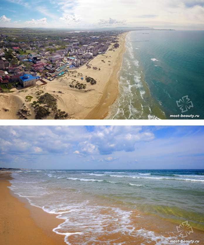 Самые красивые пляжи России: Джемете. Анапа