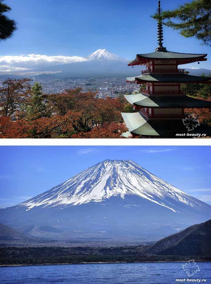 Гора Фудзияма. CC0