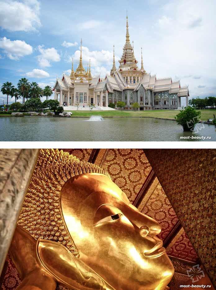 Популярные места Азии: Храм Ват Пхо. CC0