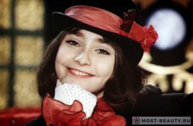 Ия Нинидзе - одна из самых красивых актрис СССР