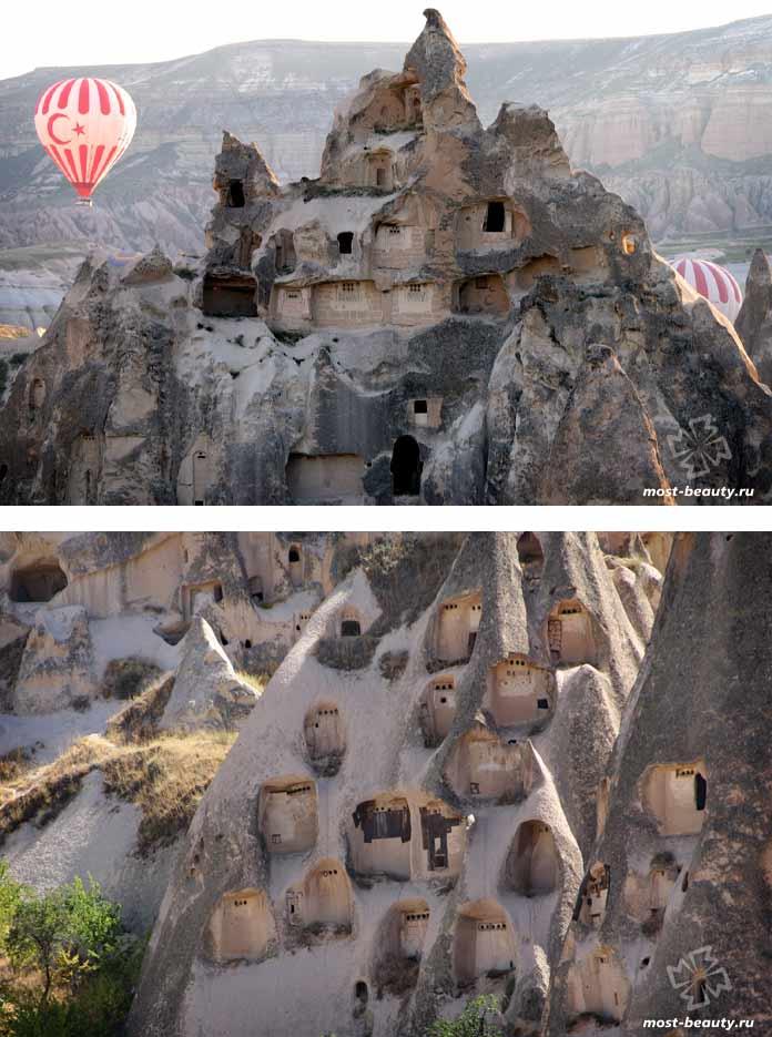 Самые красивые места Азии: Каппадокия. CC0