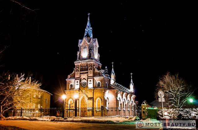 Костёл Св. Розария во Владимире