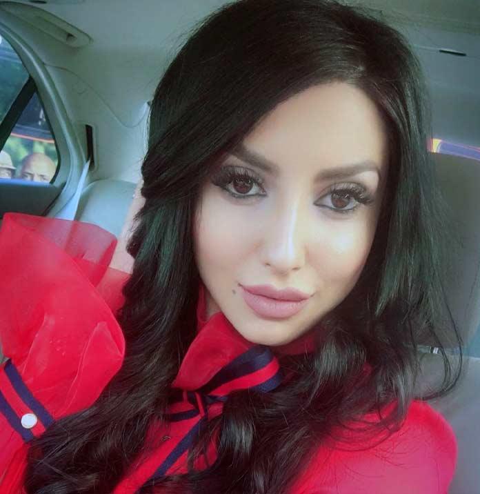 Самые красивые армянки: Мери Макарян