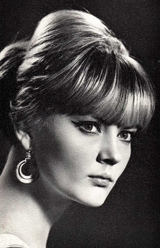 Мариана Вертинская - одна из самых красивых актрис СССР