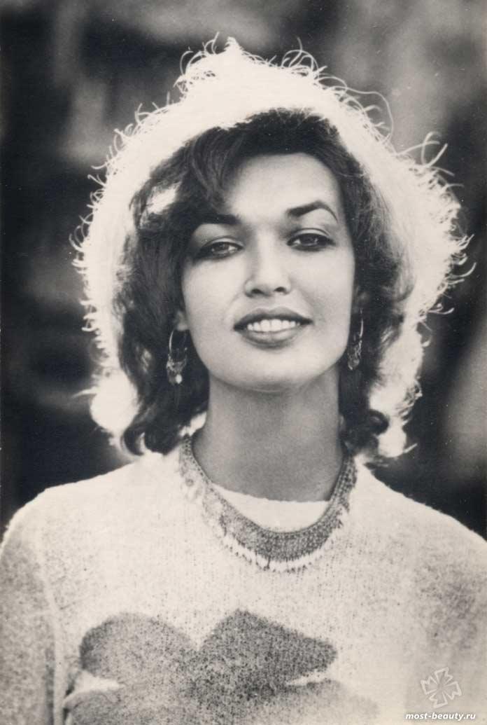 Красивые девушки Узбекистана: Матлюба Алимова