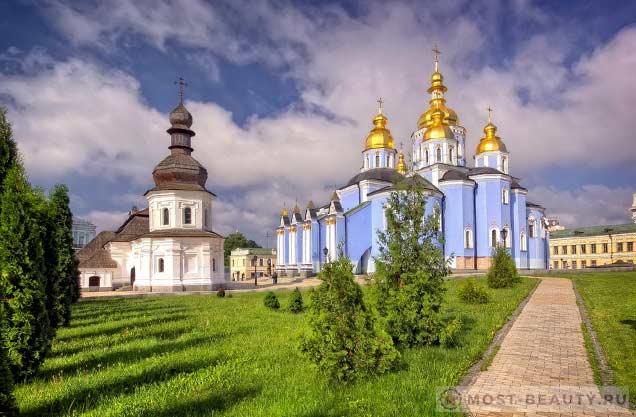 Михайловский Златоверхий Собор