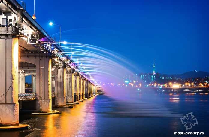 Мосты Азии: Банпо. CC0