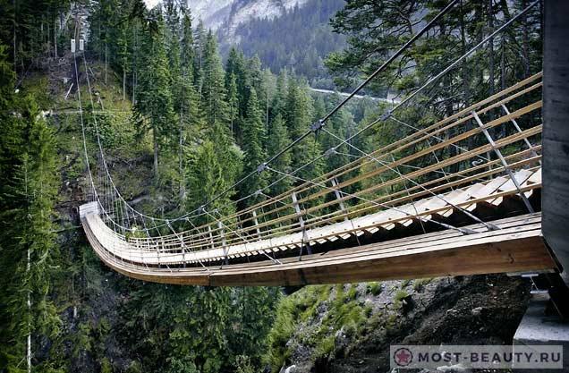 Мост через Траверсинертобель