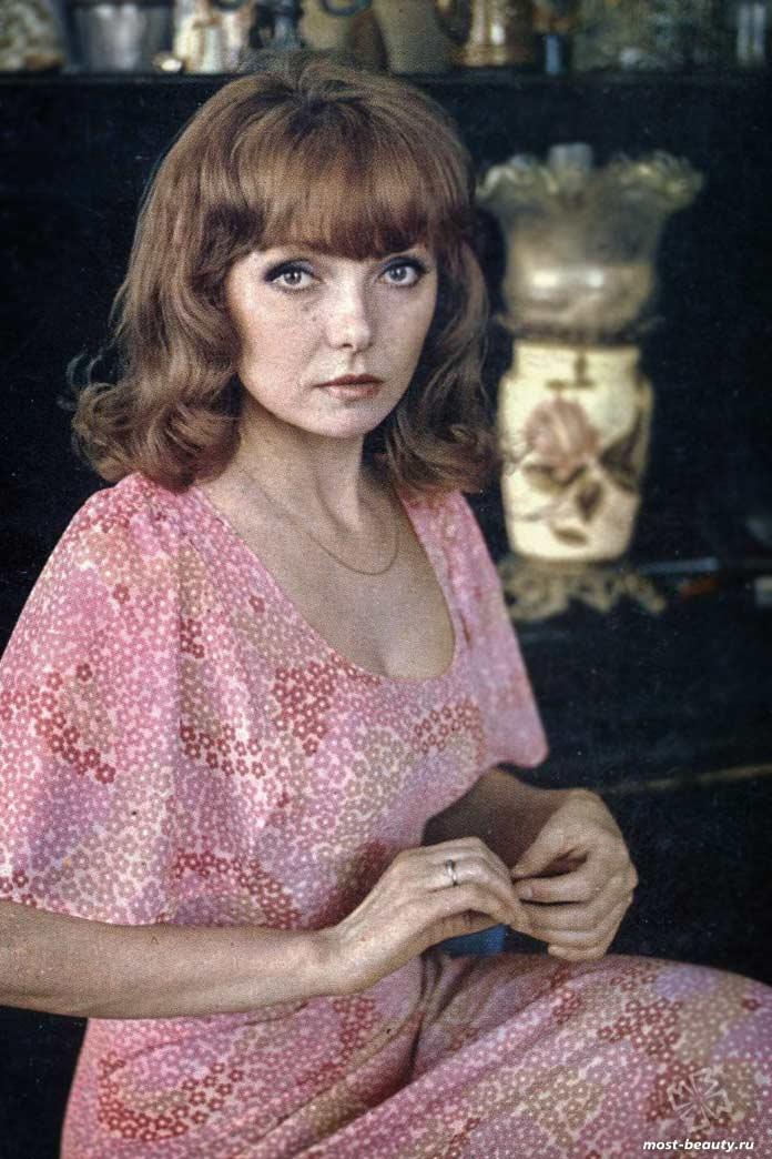 Нонна Терентьева - одна из самых красивых актрис СССР