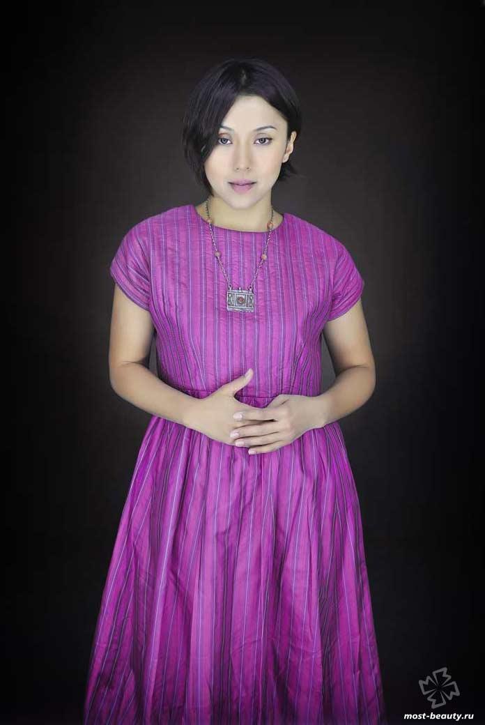 Красивые девушки Узбекистана: Севара