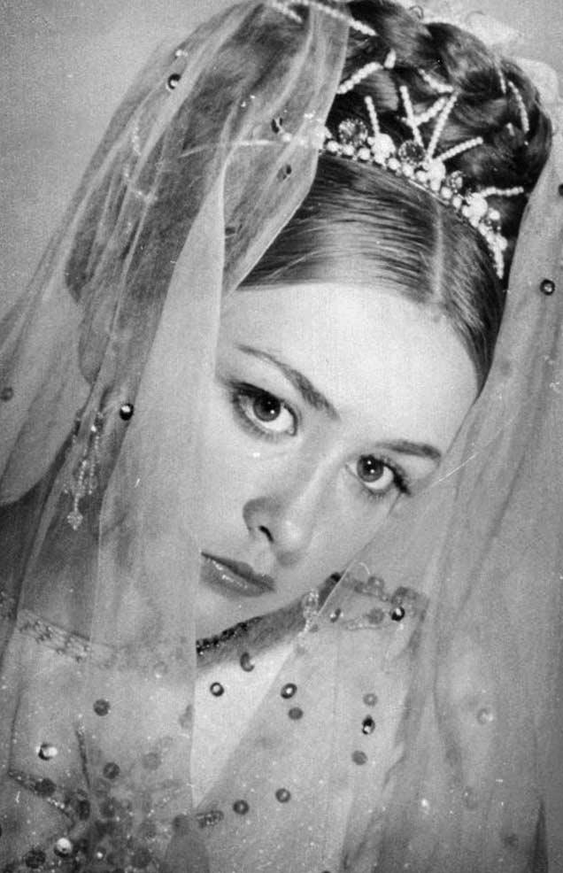 Татьяна Клюева - одна из самых красивых актрис СССР