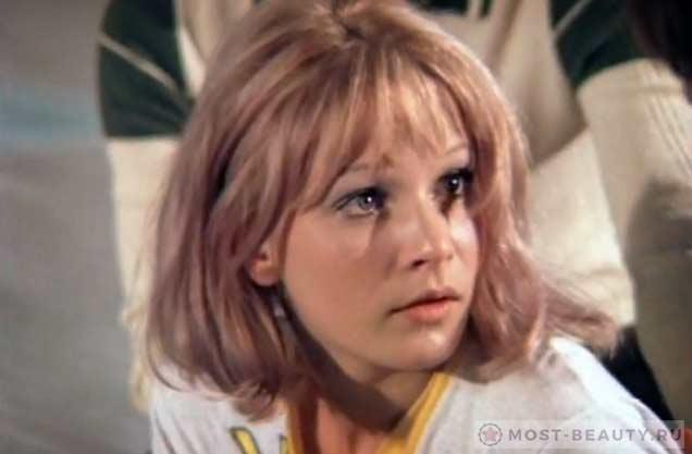 Татьяна Веденеева - одна из самых красивых актрис СССР
