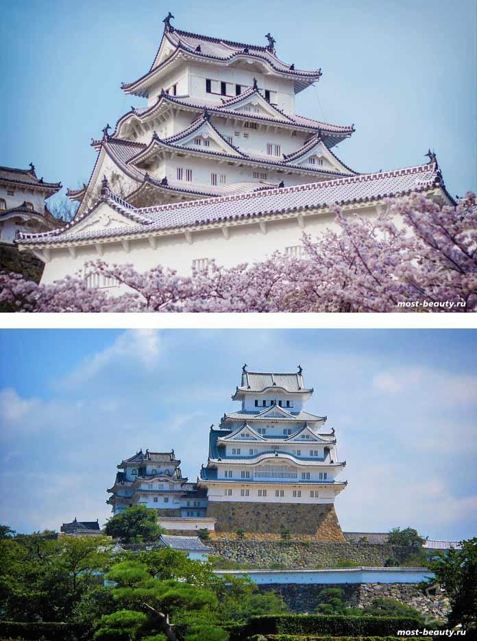 Лучшие достопримечательности Азии: Замок Белой Цапли. CC0