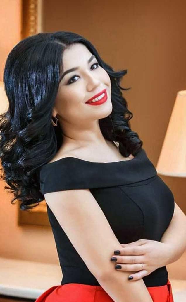 Самая сексуалной певица узбекистана